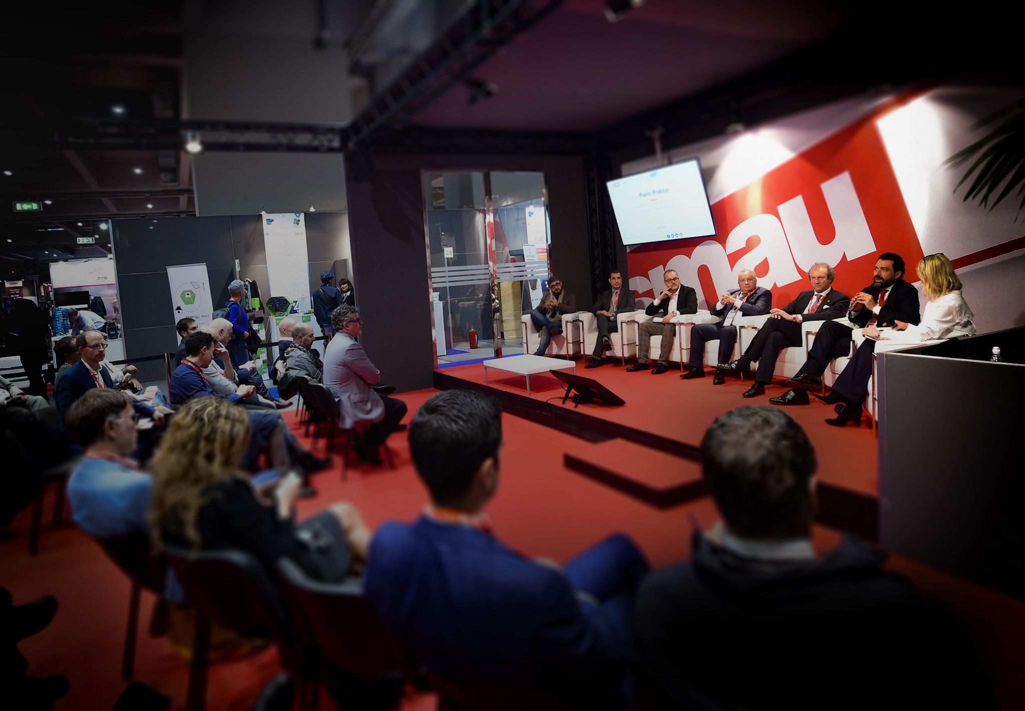 HALLESS participates in SMAU Milano 2020